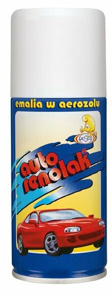 EMALIA W AEROZOLU DO FELG CZARNA 400ml