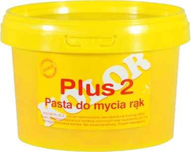 pasta do mycia rąk PLUS 2